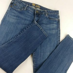 Kut f/t Kloth MIA Straight Cut Jeans Dark Wash
